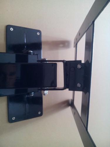 base para tv con brazo extensor lcd/lec plasma 32a55 pulgada
