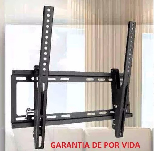 base para tv de 23 a 48 15°de inclinacion televisor lcd led