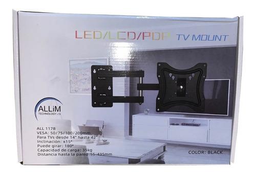 base para tv lcd led articulada de 19 32 42