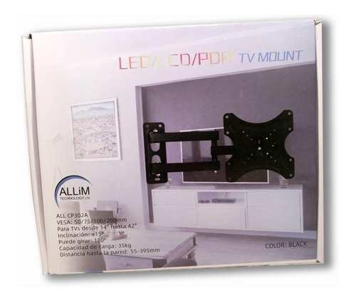 base para tv lcd led movible 19 21 32 37 39 42