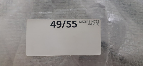 base pedestal supote tv lg 55uk7500 original