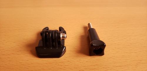 base pequeña gopro accesorio go pro/ sj cam
