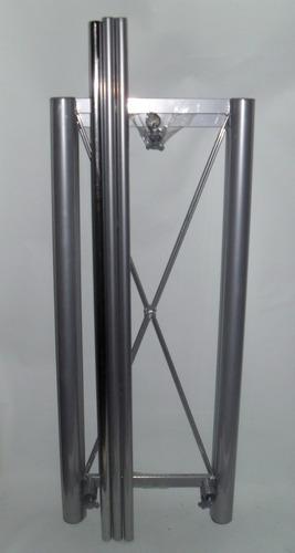 base perchero mostrador (plata - negro - blanco)