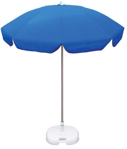 base plástica para guarda-sol ou ombrelone. super segura!