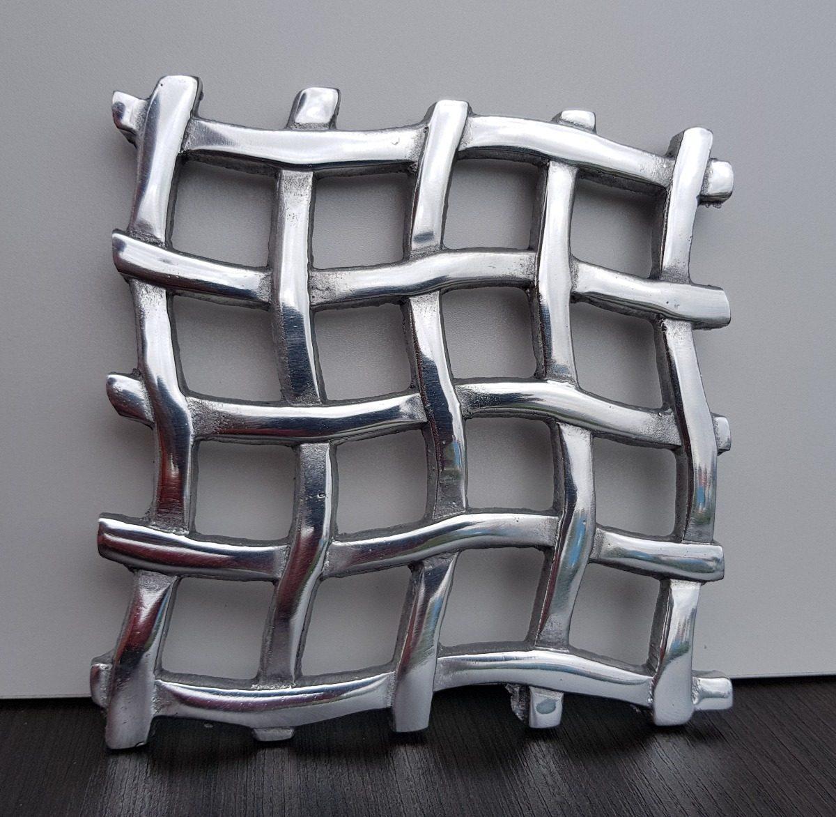 Base porta caliente pewter cuadro comedor estilo for Comedor estilo minimalista