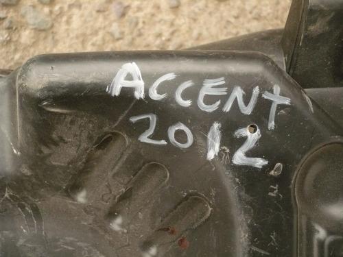 base portafiltro accent 2013  - c/detalles- lea descripción