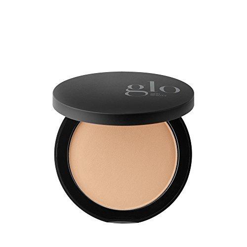 base prensada de belleza glo skin - honey light - base de ma