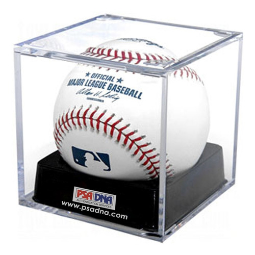 base protectora de pelotas de béisbol ultra-pro uv importada