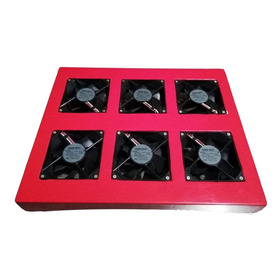 Base Refrigerante Para Portatil Artesanal 6 Cooler