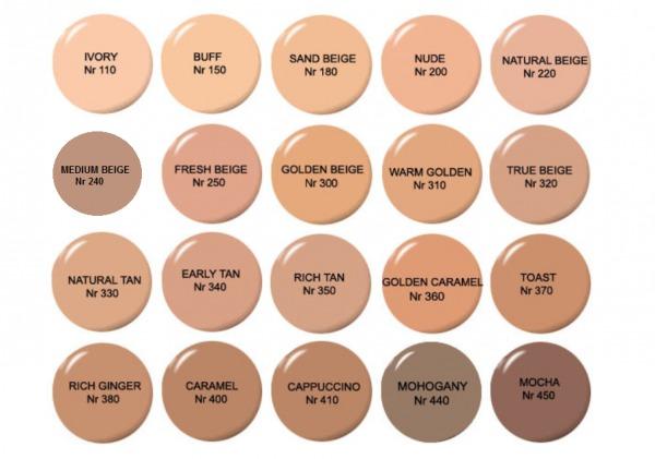 Base Revlon Colorstay Foundation- Cor 370 - R$ 75,00 em