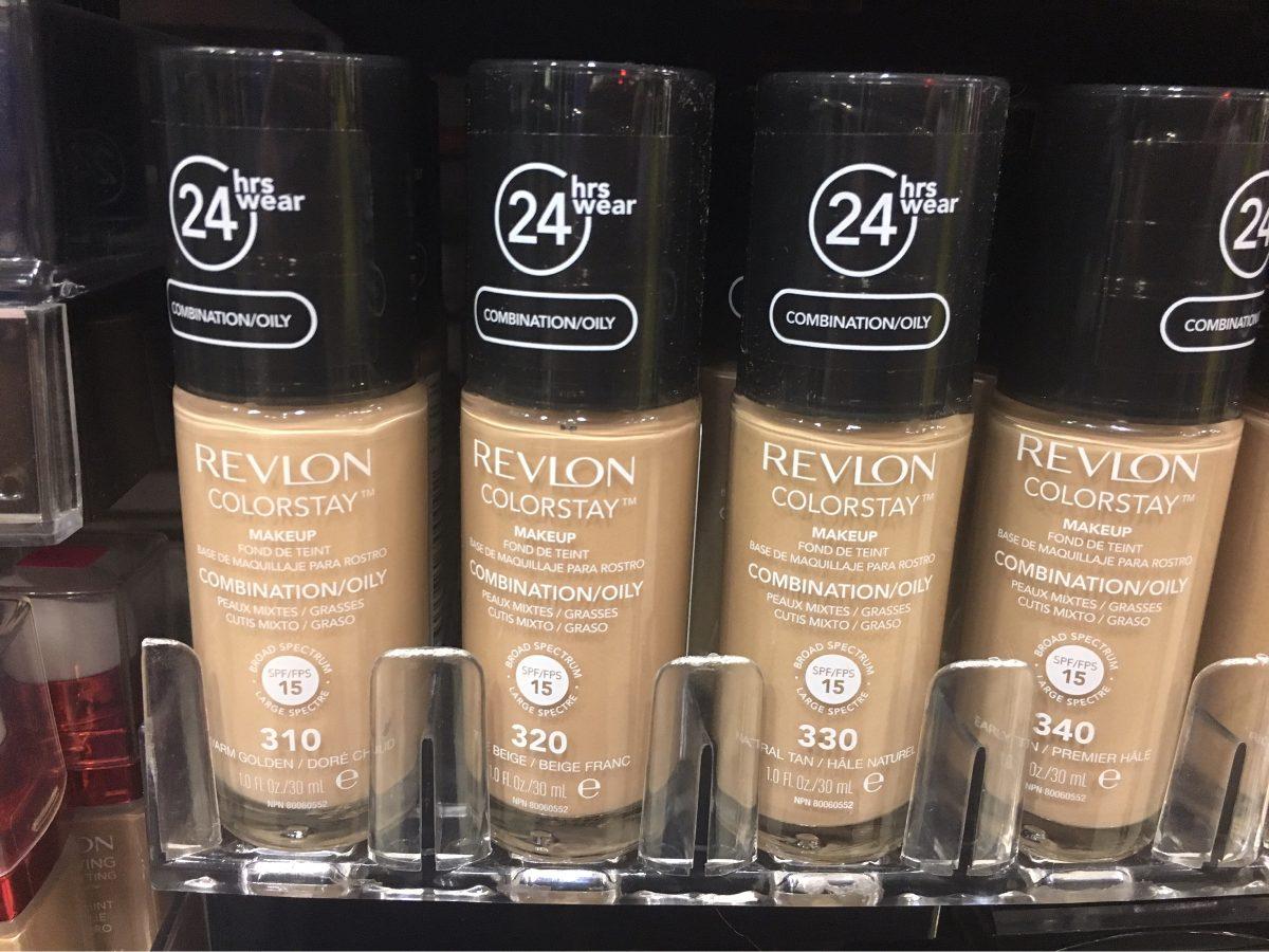Base Revlon Colorstay Foundation Original R 6500 Em Mercado Livre Foundations Carregando Zoom