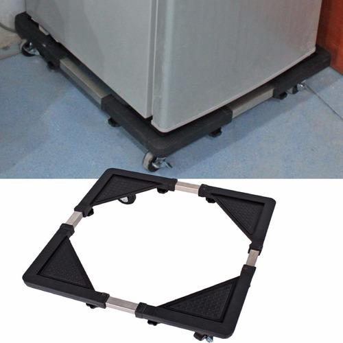 base ruedas multiuso refrigeradores lavadora - eshopviña