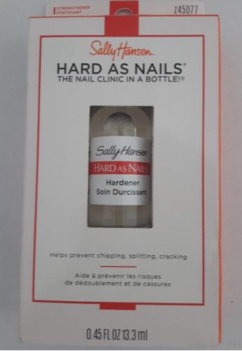 base sally hansen hard as nail