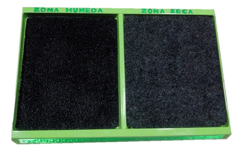 base sanitizante con tapetes