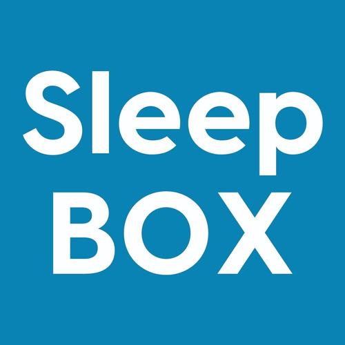 base sommier somier cama 2 plazas sleep box