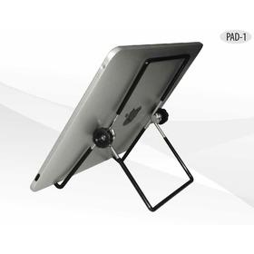 Base Soporte Ajustable Para iPad Y Tablet Genéricas
