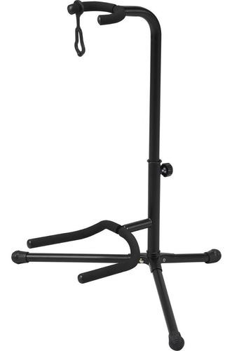 base soporte de piso para guitarra o bajo ajustable