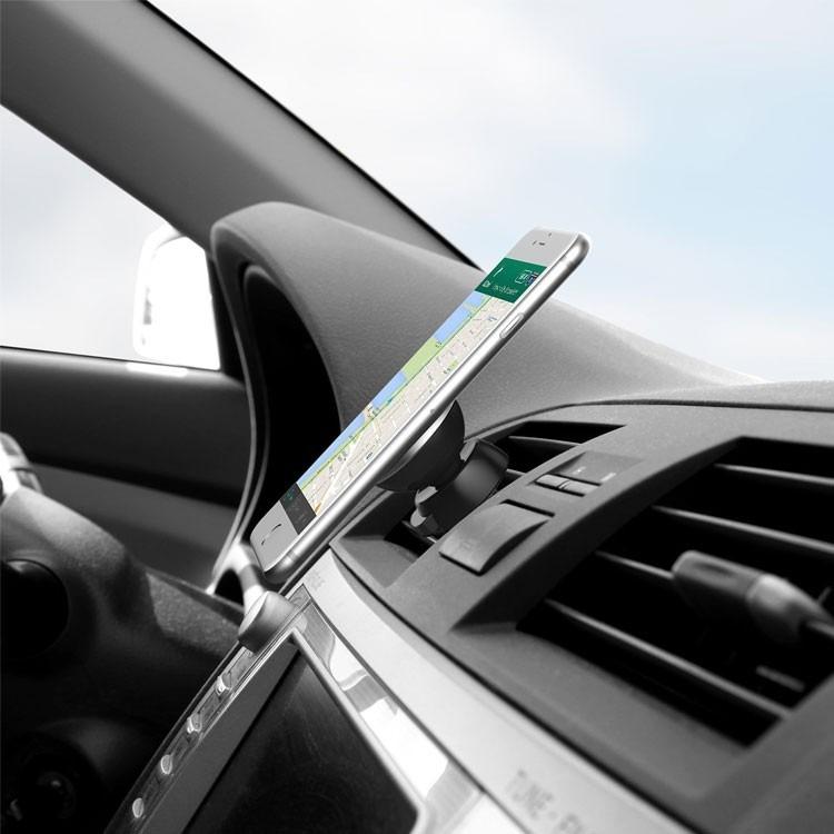 Base Soporte Magnetico Iman Auto Celular Carro 90 00