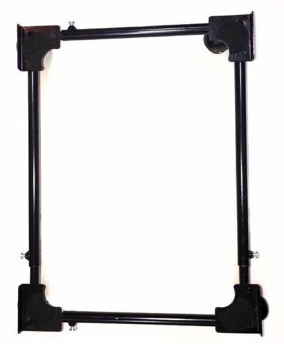 base soporte para nevera estufa lavadora giratoria metálica