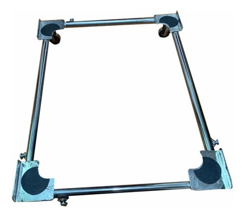base soporte para nevera estufa lavadora rueda balinera