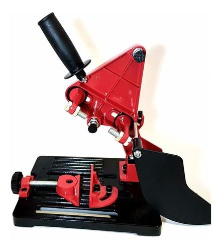 base soporte universal amoladora esmeril angular 125mm