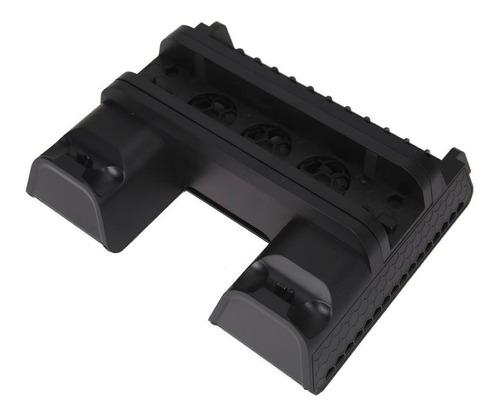 base soporte ventilación y carga joystick ps4 fat slim pro