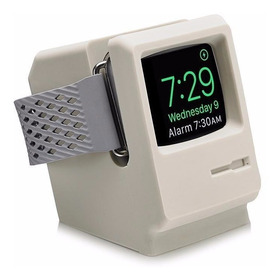 Base Stand Dock Carga Para Apple Watch 1 2 3 4 Macintosh