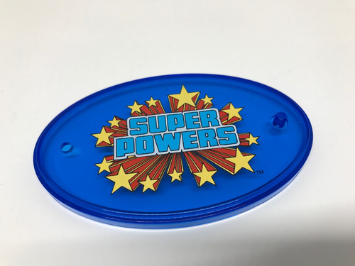 base stand kenner super powers