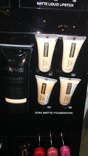 base stay matte farmasi  original