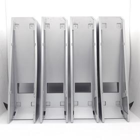 Base Suporte Stand Plataforma Vertical Wii Original Nintendo