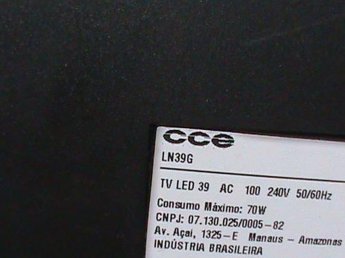 base suporte tv led cce ln39g