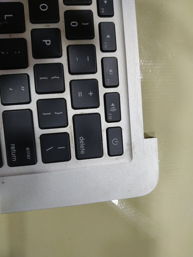 base+teclado macbook air 13 2012 a1466