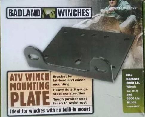 base universal para winch
