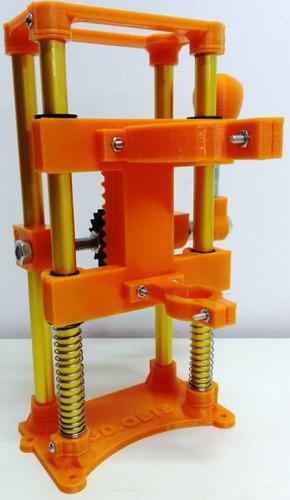 base vertical minitorno dremel y otras. nuevo modelo 3d.obis