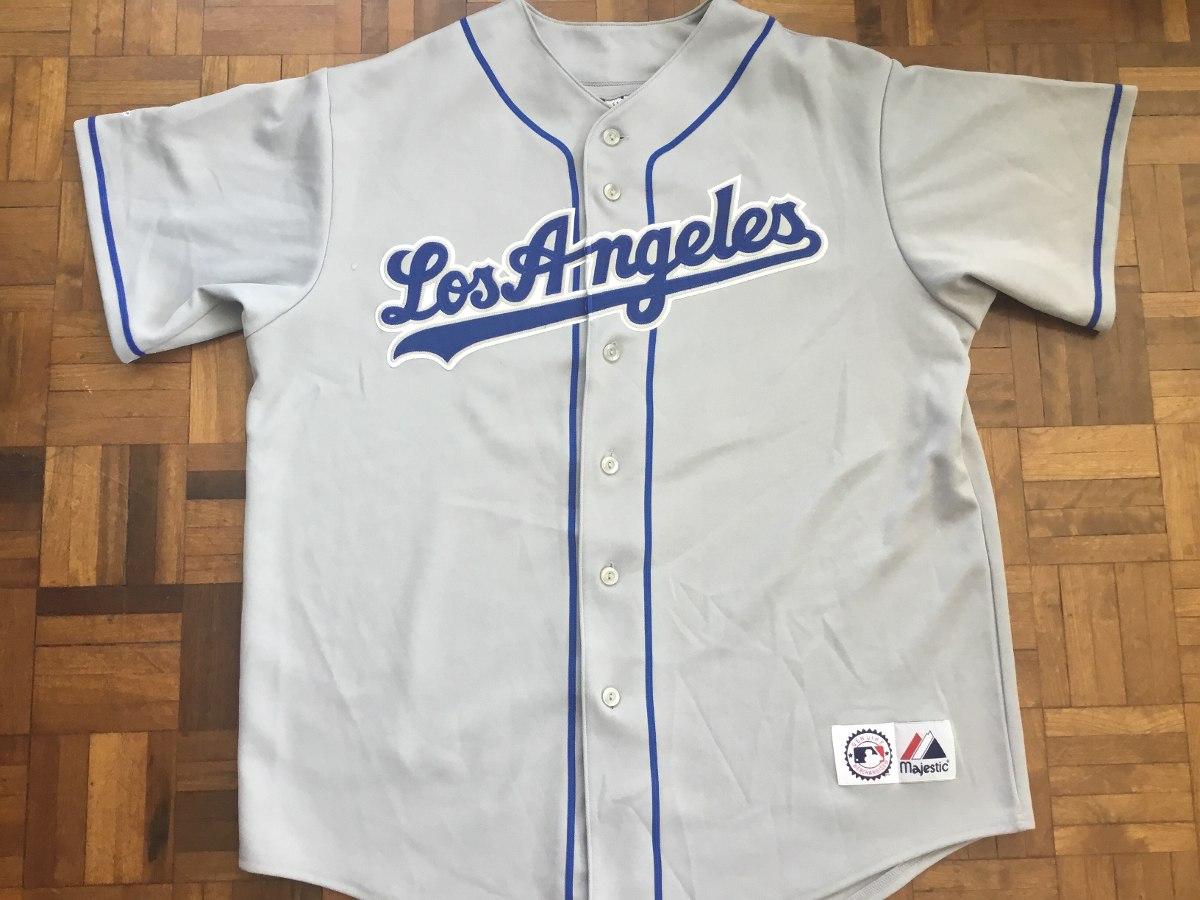 908d69f5344dd baseball los angeles dodgers camisa original beisebol gg usa. Carregando  zoom.