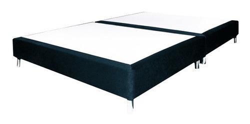 basecama dividida doble 140x190cms envío incluido bogota
