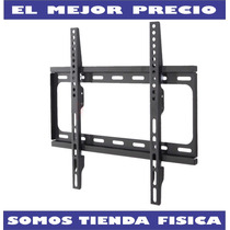 Base De Pared Tv, Lcd, Led, 3d, Plasma, 26 A 52 Pulgadas