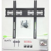 Base Fija Para Tv Led/lcd/plasma De 23 A 56 Con Accesorios