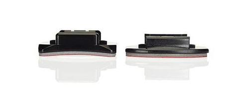 bases adhesivas gopro planas y curvas go pro surf moto