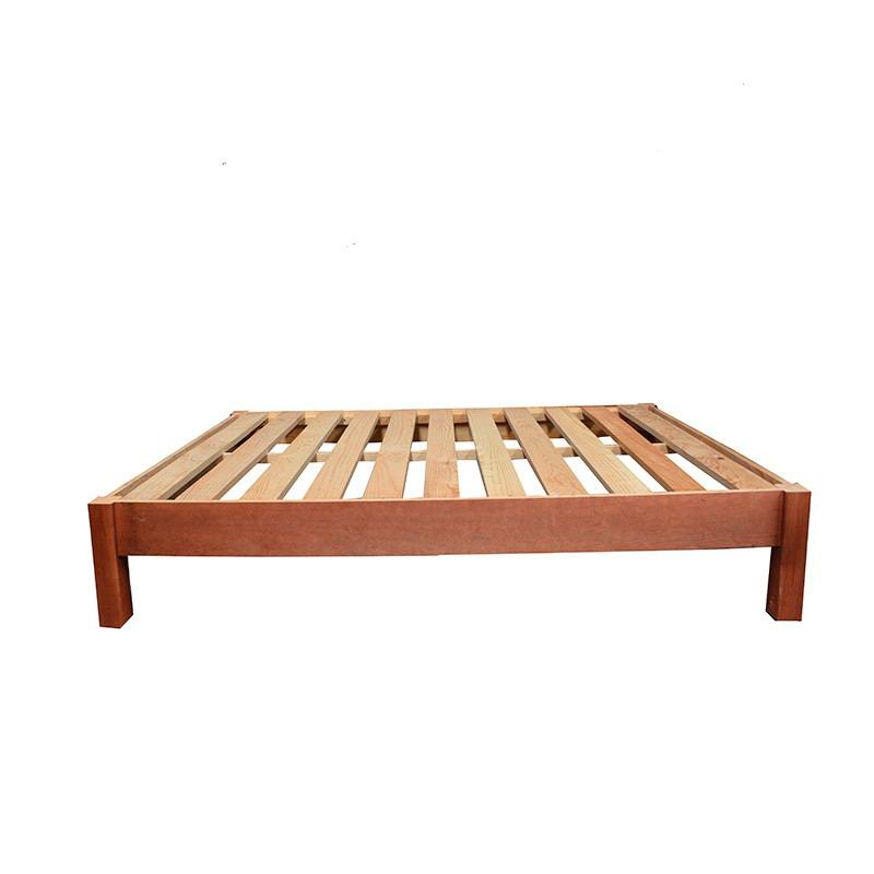 Base cama matrimonial madera bases camas matrimoniales 1 en mercado libre - Bases de cama de madera ...