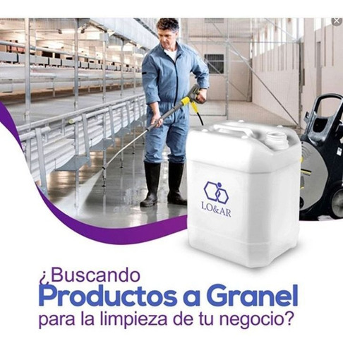bases concentradas para detergente y linea del hogar