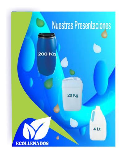 bases concentradas para detergente y otros productos