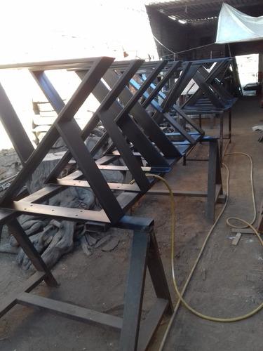 bases de acero para comedor,pedestales, pie de mesa