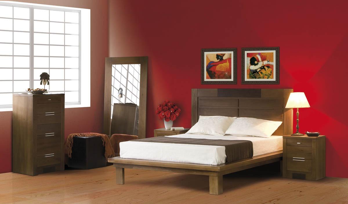 Bases de cama y cabeceras muebles de recamara dormitorios for Camas juveniles modernas