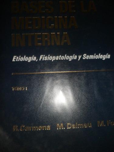 bases de la medicina interna de r.carmena-dalman-fox 2tms 6a