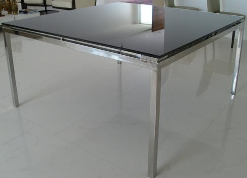 bases de mesa de inox - varias medidas (somente a base)