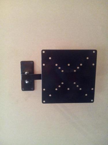 bases extendibles y giratorias para tv lcd 14,19,21,32,