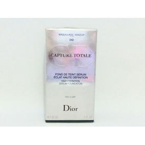 65c53bf140 Base Dior 002 Fps 10 Bases Faciais - Maquiagem no Mercado Livre Brasil