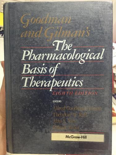 bases farmacologicas de la terapeutica ingles goodman gilman