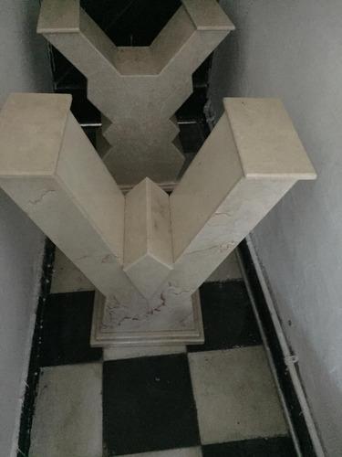 bases para comedor en marmol